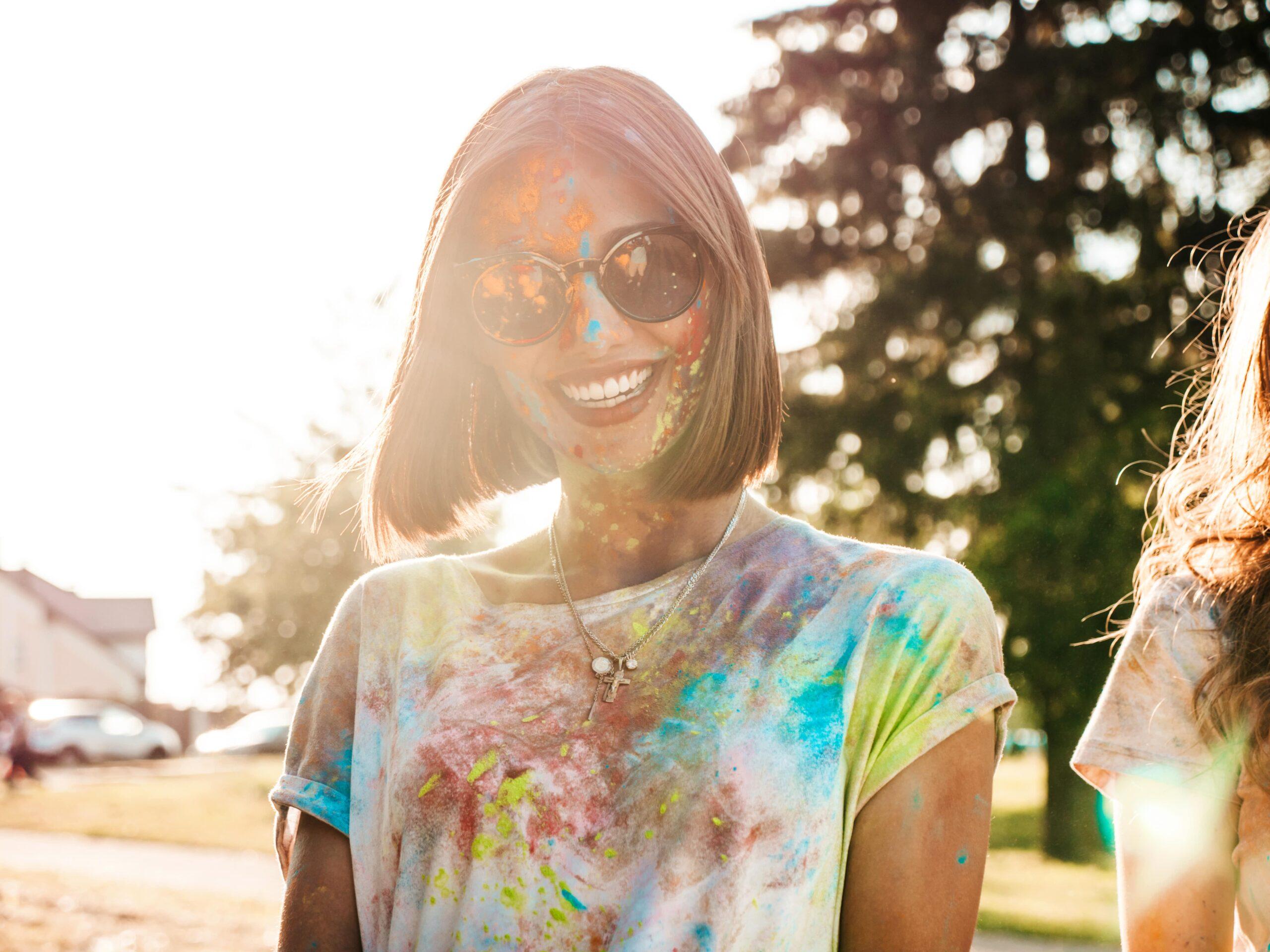 portrait of young beautiful woman posing outdoors tzt9l7b min